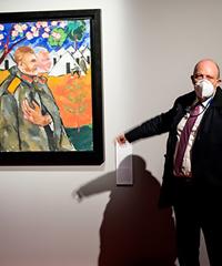 Visita guidata online alla mostra