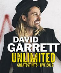 David Garrett torna in Italia per celebrare i suoi 10 anni di crossover