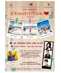 L'evento benefico #BeneFit-TiAmo torna a Diano Marina