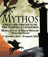 "A Genova la mostra ""Mythos"""