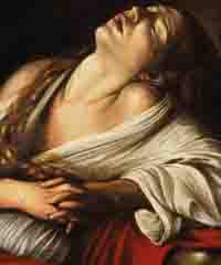 Maddalena. Caravaggio e Canova