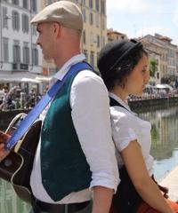 I Cantastorie dei Navigli: lungo i navigli tra musica e parole