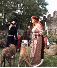Festa dell'uva 2019, rievocazione storica medievale