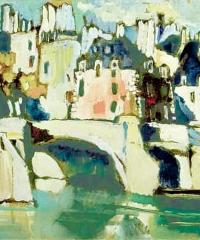 In mostra a Udine i dipinti di Paolo Zanussi