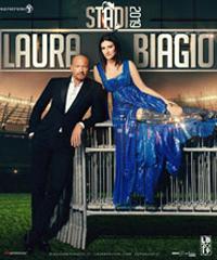 Laura Pausini e Biagio Antonacci in concerto insieme