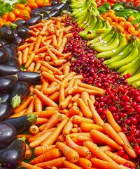 Terra di Prato, mercato dei prodotti agricoli