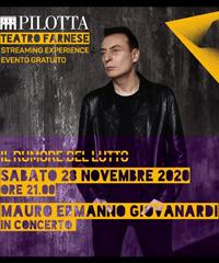 Mauro Ermanno Giovanardi in concerto streaming gratuito