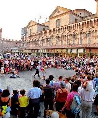 Ferrara Buskers Festival 2021, la festa degli artisti di strada