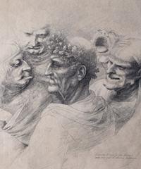 Hollar disegna 'Leonardo'