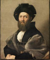 """Ad Urbino la mostra """"Baldassarre Castiglione e Raffaello"""