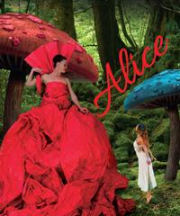 Momix, musical su Alice nel paese delle Meraviglie
