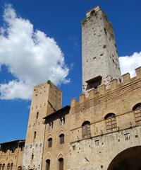Ritorna Nottilucente a San Gimignano