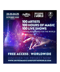 #Masters of magic: più di 10.000 maghi da tutto il mondo in streaming