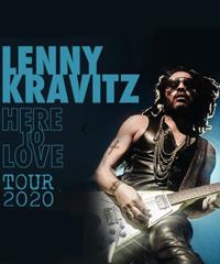 Lenny Kravitz: rinviato il tour italiano