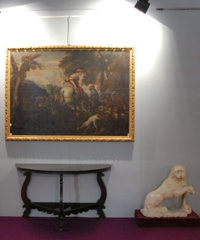 Antiqua - antiquariato in fiera a Genova