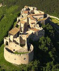 La vita castellana di un tempo a Castel Beseno