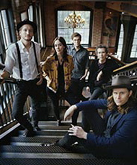 The Lumineers in concerto