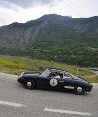 Aosta-Gran San Bernardo: gara di auto storiche