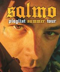 Salmo torna in concerto per tutta l'estate