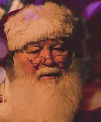 Il trono di Babbo Natale