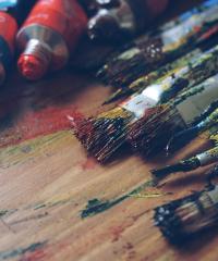 """""""Volti, fiori e colori"""": online le opere di 34 artiste"""