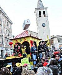 Carnevale di Spoleto: tanti appuntamenti per tutte le età