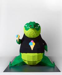 I mattoncini Lego in mostra a Bologna