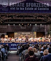 Estate Sforzesca 2019: a Milano eventi tutta l'estate