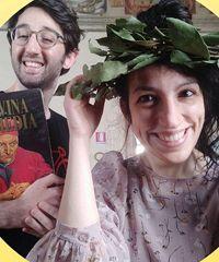 """Laboratorio creativo online con Valentina Lazzaro: """"Bestiario dantesco!"""""""