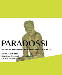 Paradossi: lezioni in streaming sull'arte contemporanea