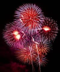 Torna il Campionato Nazionale di Fuochi d'Artificio