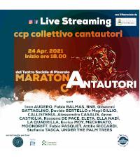 Maratona cantautori: 20 artisti al Teatro Sociale di Pinerolo