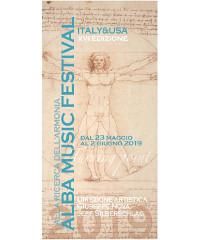 Concerto d'inaugurazione di Alba Music Festival 2019