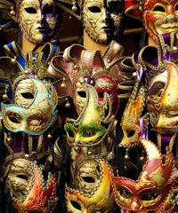 Il concorso della Maschera più bella