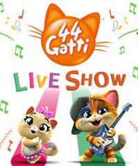 44 Gatti Live Show, i gattini più simpatici in circolazione