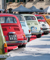 Modena Motor Gallery 2019, Modena capitale dei motori