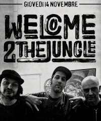 Welcome 2 The Jungle, torna il live radio show di cultura Hip-Hop