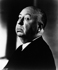 Alfred Hitchcock, il regista del brivido in mostra a Monza