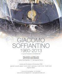 """Mostra """"Giacomo Soffiantino  1960 – 2013"""""""