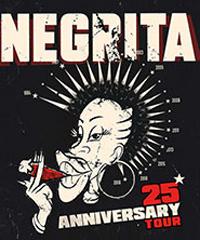 I Negrita in concerto per celebrare i loro 25 anni
