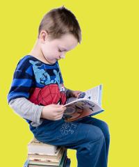Un pieno di libri: un'estate di letture per ragazzini e bambini
