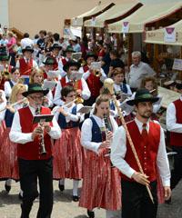 Musica e sapori con le migliori bande musicali del Trentino