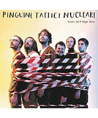 Pinguini Tattici Nucleari in tour