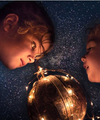 Laboratori online di astronomia per bambini: alla scoperta di Luna e Galassie