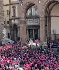 Corri la vita, tutti uniti nella lotta al tumore al seno
