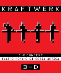 I Kraftwerk arrivano in Italia con il concerto in 3-D