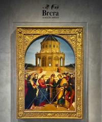 Performing Raffaello, visita speciale al capolavoro di Brera