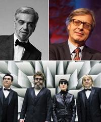 La Milanesiana a Rimiini con Sgarbi, Morgan e Extraliscio in concerto
