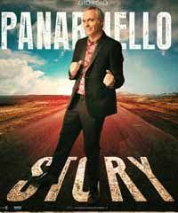 Giorgio Panariello in scena con 'Story'