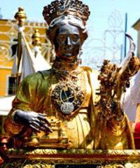 Festa di Santa Cristina patrona di Sepino